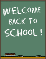 Back to school message clipart library Back to school message clipart - ClipartFest library