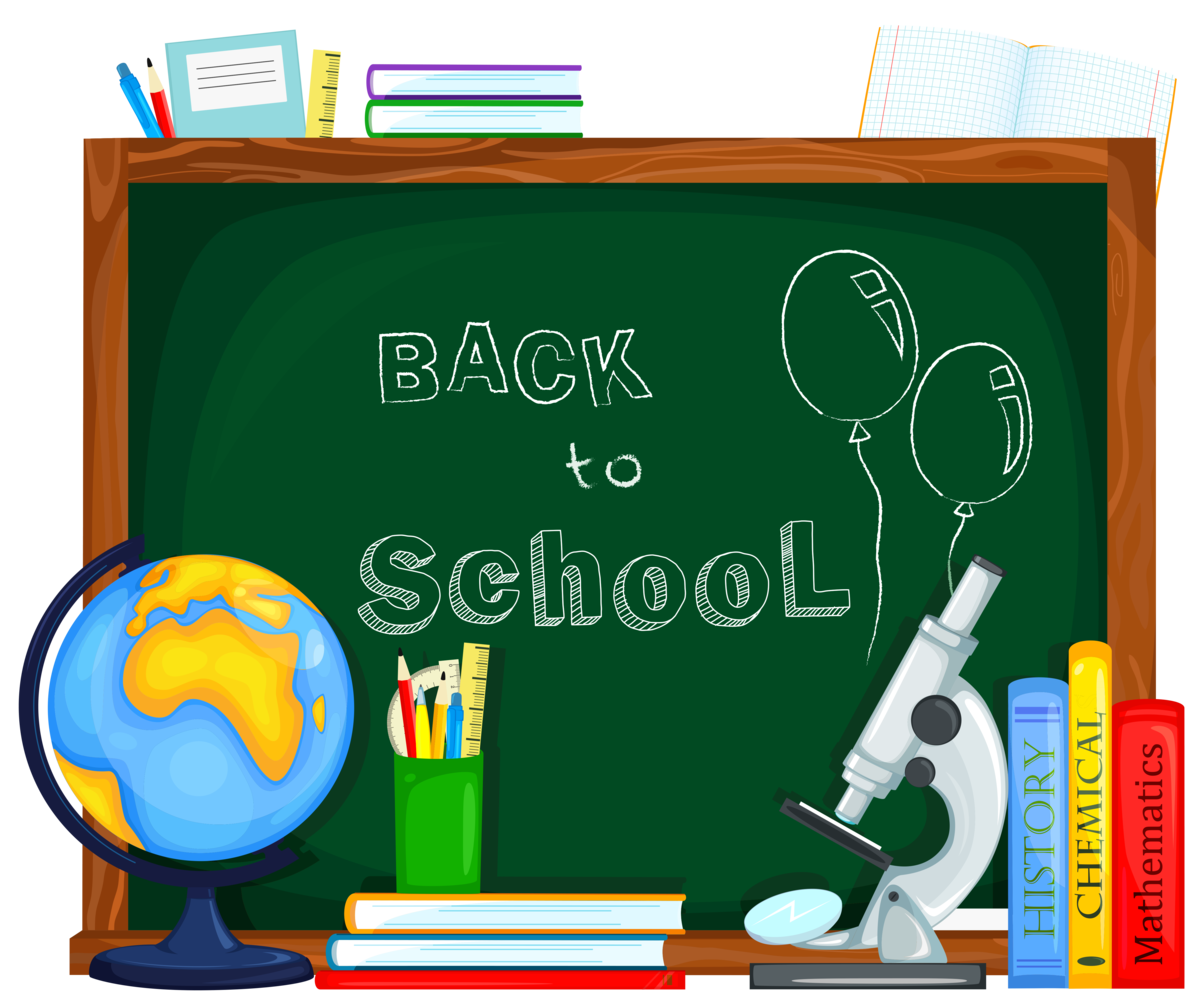 First day of school clipart picture black and white download Little Flower Catholic High School for Girls picture black and white download