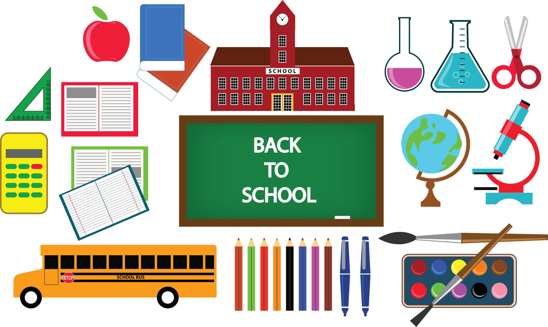 Back to school night clipart svg royalty free download Top 10 School Tips for Newcomer Students - Next Stop Canada svg royalty free download
