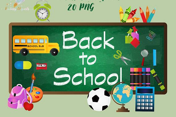 Back to school photo clipart clip art free download Back to School Clipart clip art free download