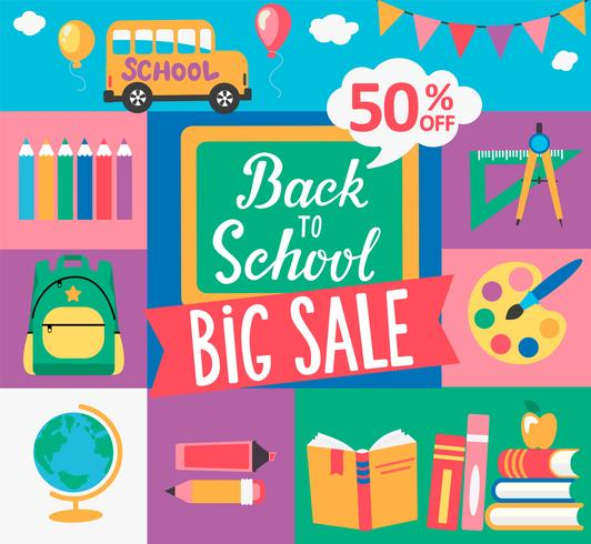 Back to school sale eyeglass clipart jpg library stock Chalkboard and hand drawn lettering Back to school - Download Free ... jpg library stock
