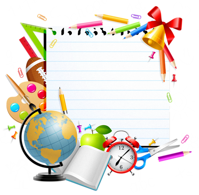 School stationery clipart clipart royalty free download School Supplies #1 (18).png | Pinterest | Album and Crafts clipart royalty free download