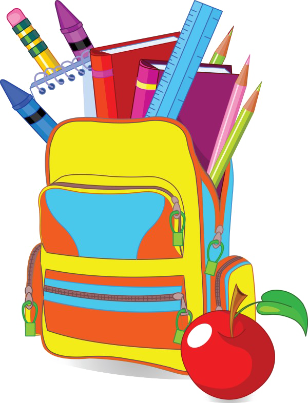 Back to school shopping clipart graphic free download Back To School Shopping PNG Photos | PNG Mart graphic free download