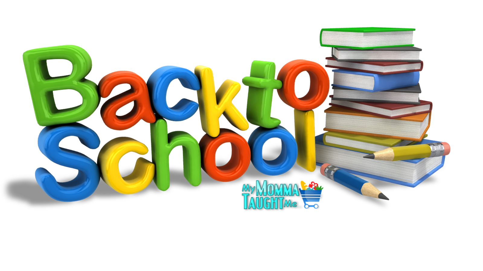 Back to school supplies clipart black and white stock Back to School Supplies Round Up for the Week of 7-20-2014 - My ... black and white stock