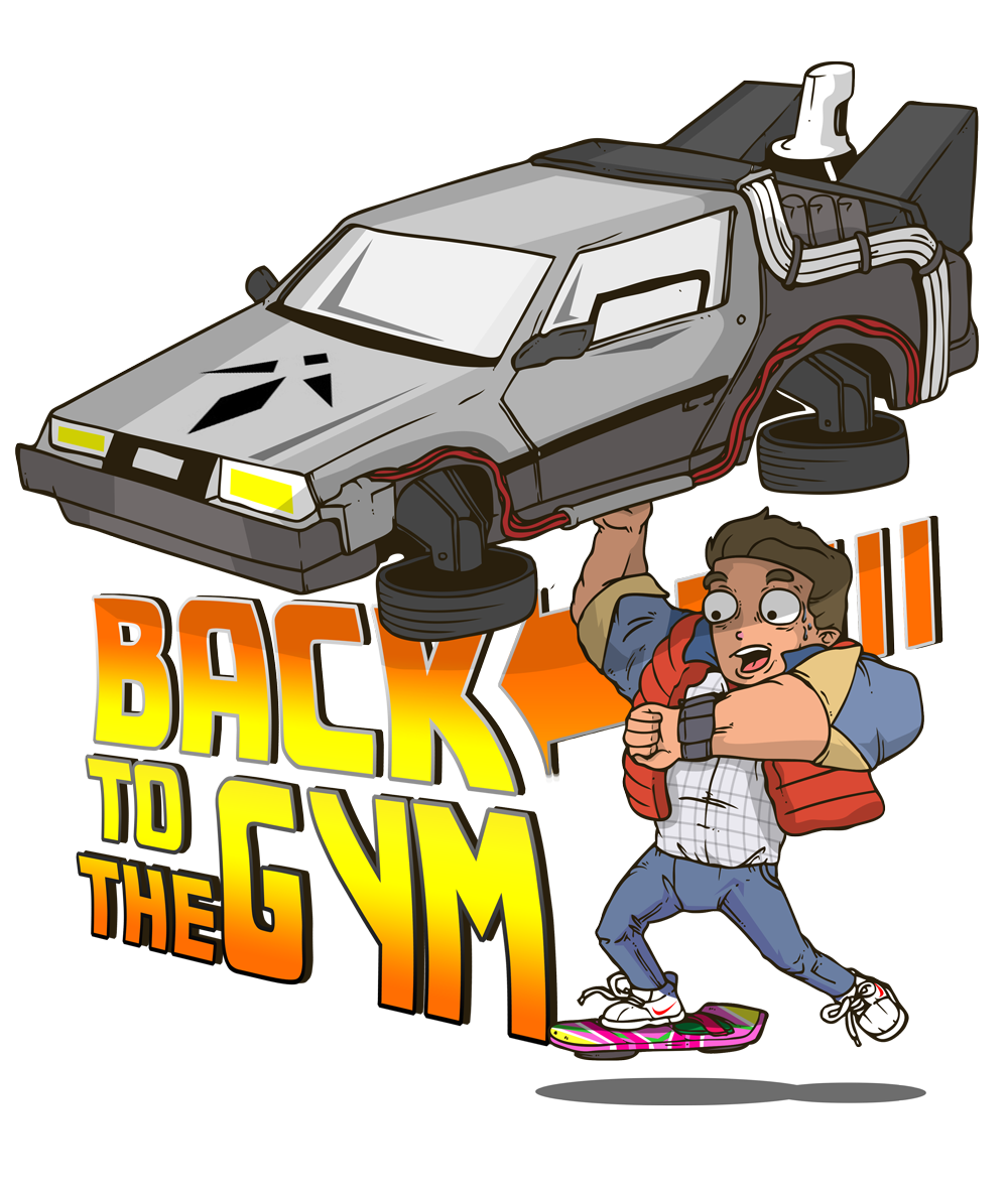 Tank car clipart picture free download Back To The Gym Tank | Gym Hero picture free download