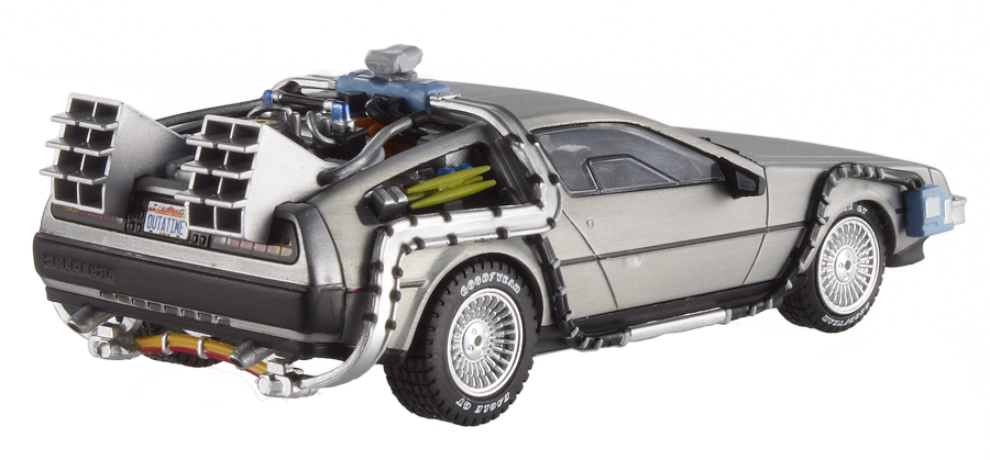 Back to the future car clipart freeuse library Back To Future page 1 freeuse library