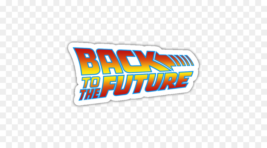 Back to the future clipart transparent background jpg free Back To The Future Text png download - 500*500 - Free Transparent ... jpg free