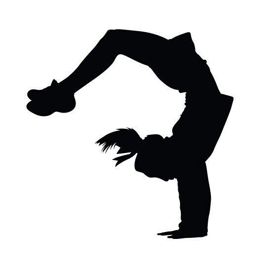 Going to Tumbling! #FTT(fliptastic tumbling tuesday) . wish me luck ... banner black and white download