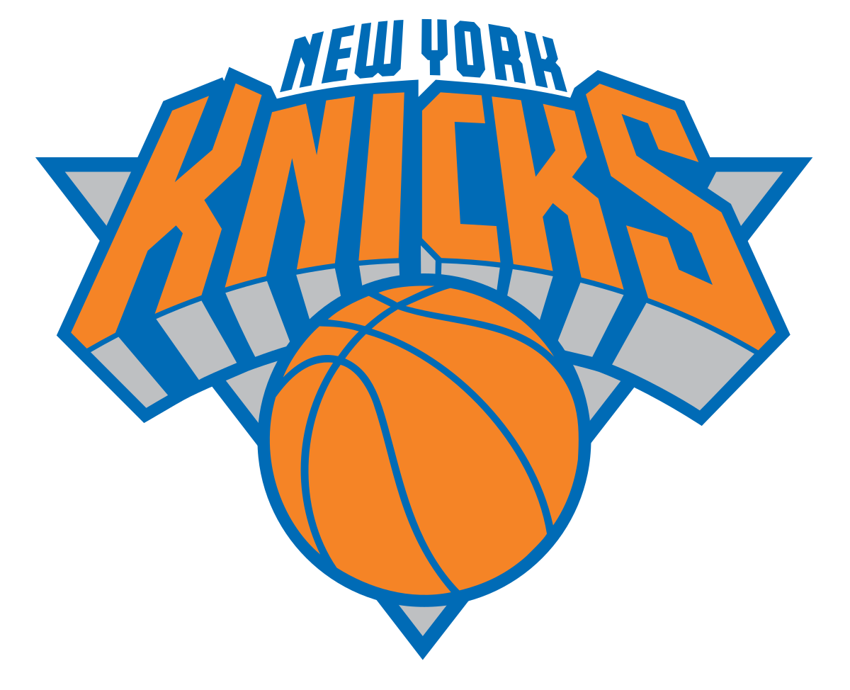 Backboard breaking basketball clipart clipart royalty free library New York Knicks - Wikipedia clipart royalty free library