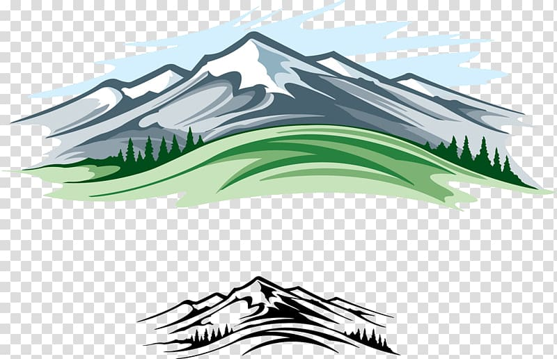 Backcountry clipart png download Backcountry Restaurant & Lounge Bar The Basement Lounge, Mountains ... png download