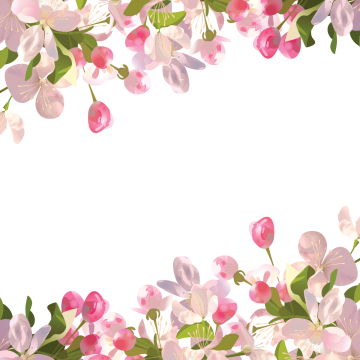 Flower Background Png, Vector, PSD, and Clipart With Transparent ... clip freeuse download