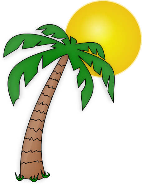 Background clipart transparent picture library library Palm Tree Clip Art Transparent Background | Clipart Panda - Free ... picture library library