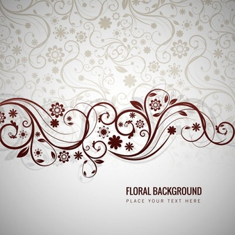Background floral images svg freeuse download Floral Background Vectors, Photos and PSD files | Free Download svg freeuse download