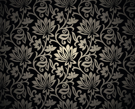 Background floral images png library download Floral background vector free vector download (43,546 Free vector ... png library download
