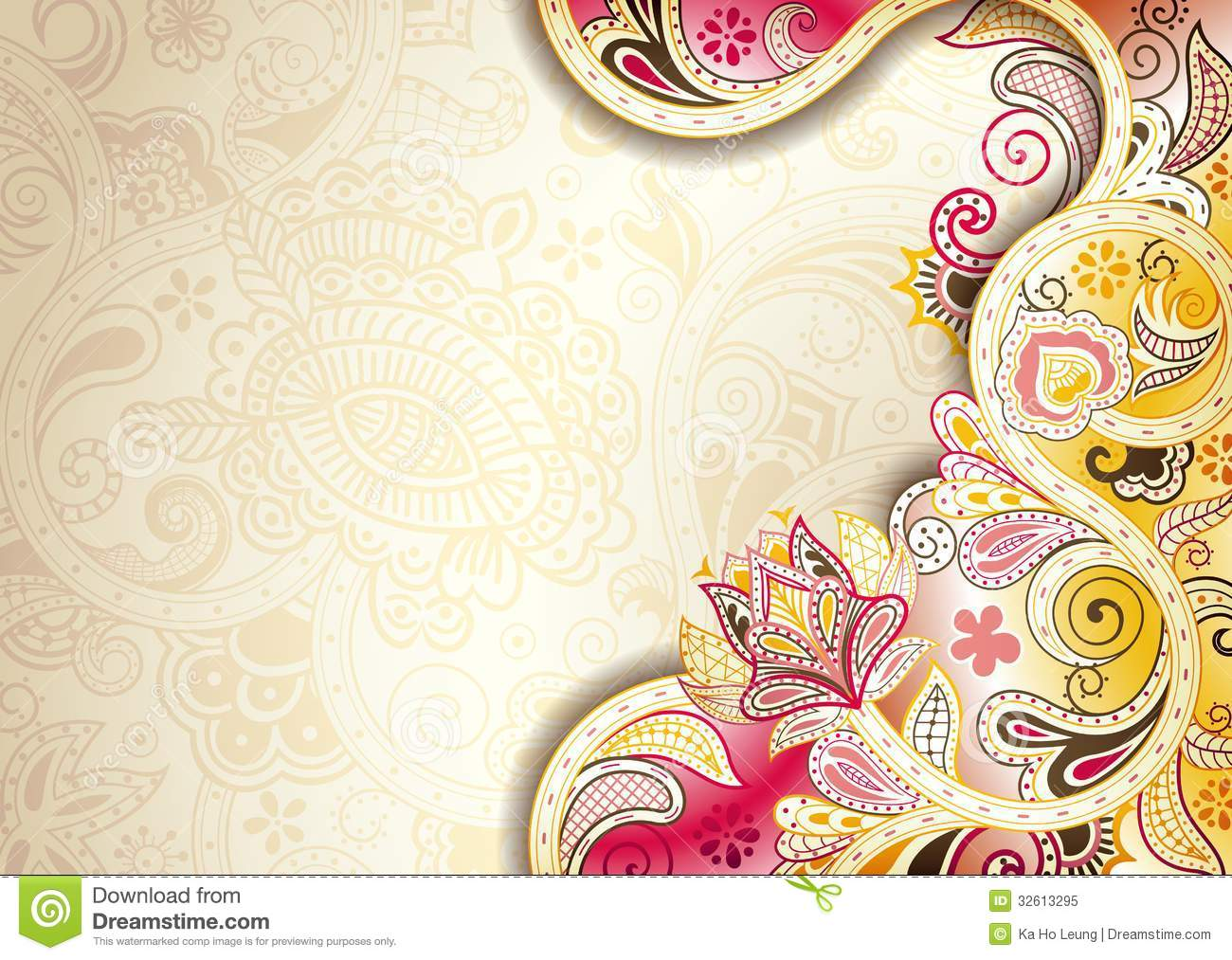 Background floral images banner library Free floral background images - ClipartFest banner library