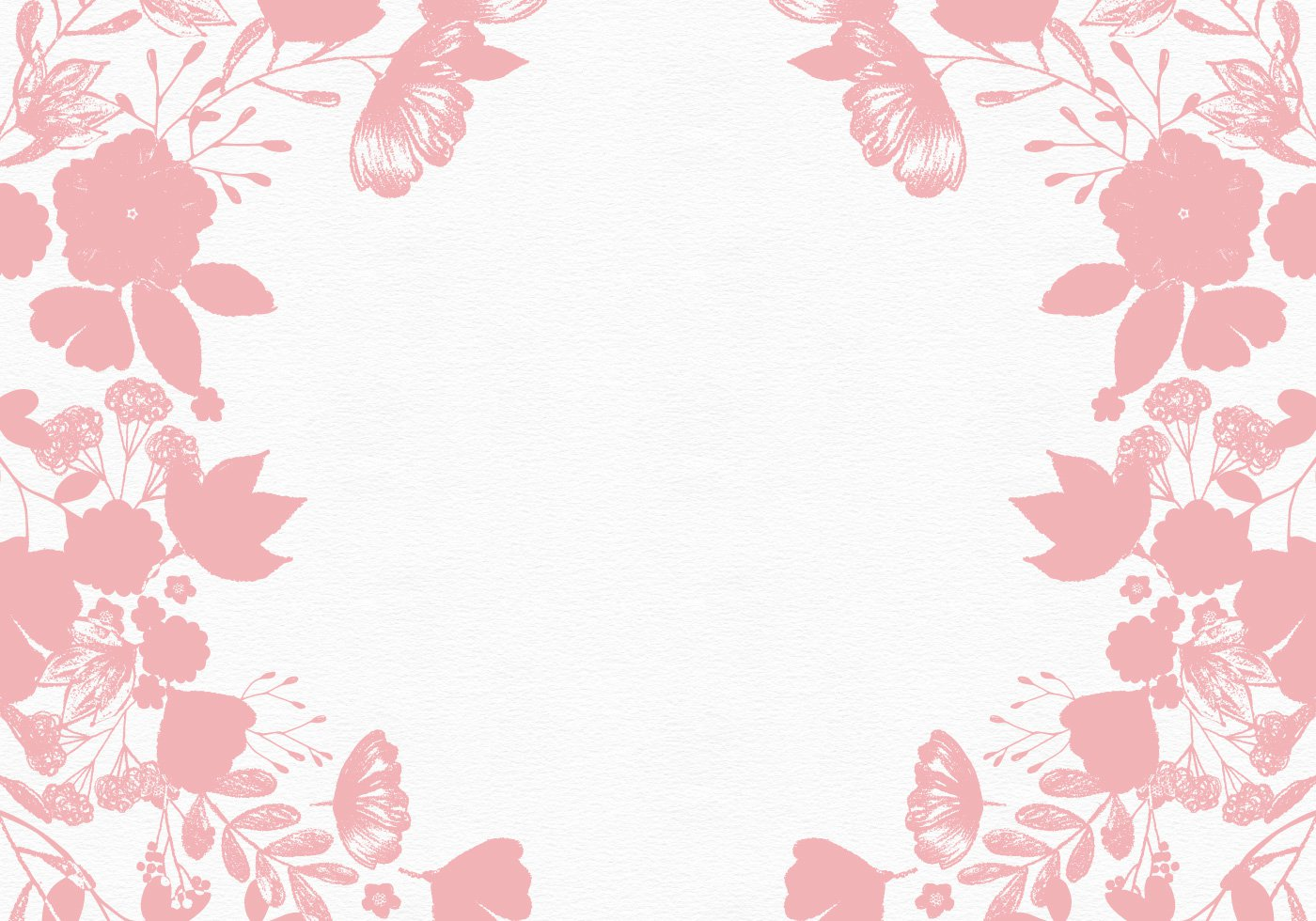 Background floral images graphic library library Soft Pink Floral Background Vector Graphic — invitation graphic library library
