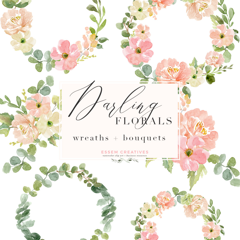 Clipart watercolor jpg transparent download Watercolor Wreath PNG Clipart, Watercolor Flowers Bouquet Background,  Floral Wreath PNG jpg transparent download
