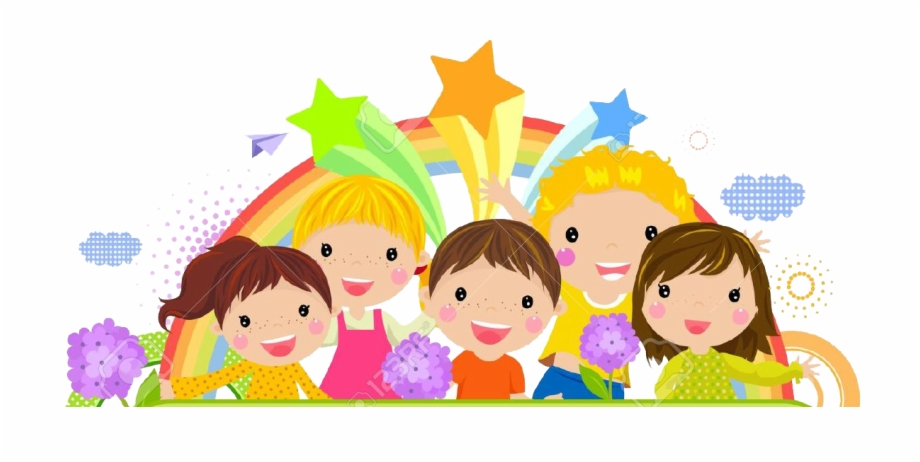 Background for kids clipart picture royalty free library Cute Kids Transparent Background - Kids Clipart Transparent ... picture royalty free library