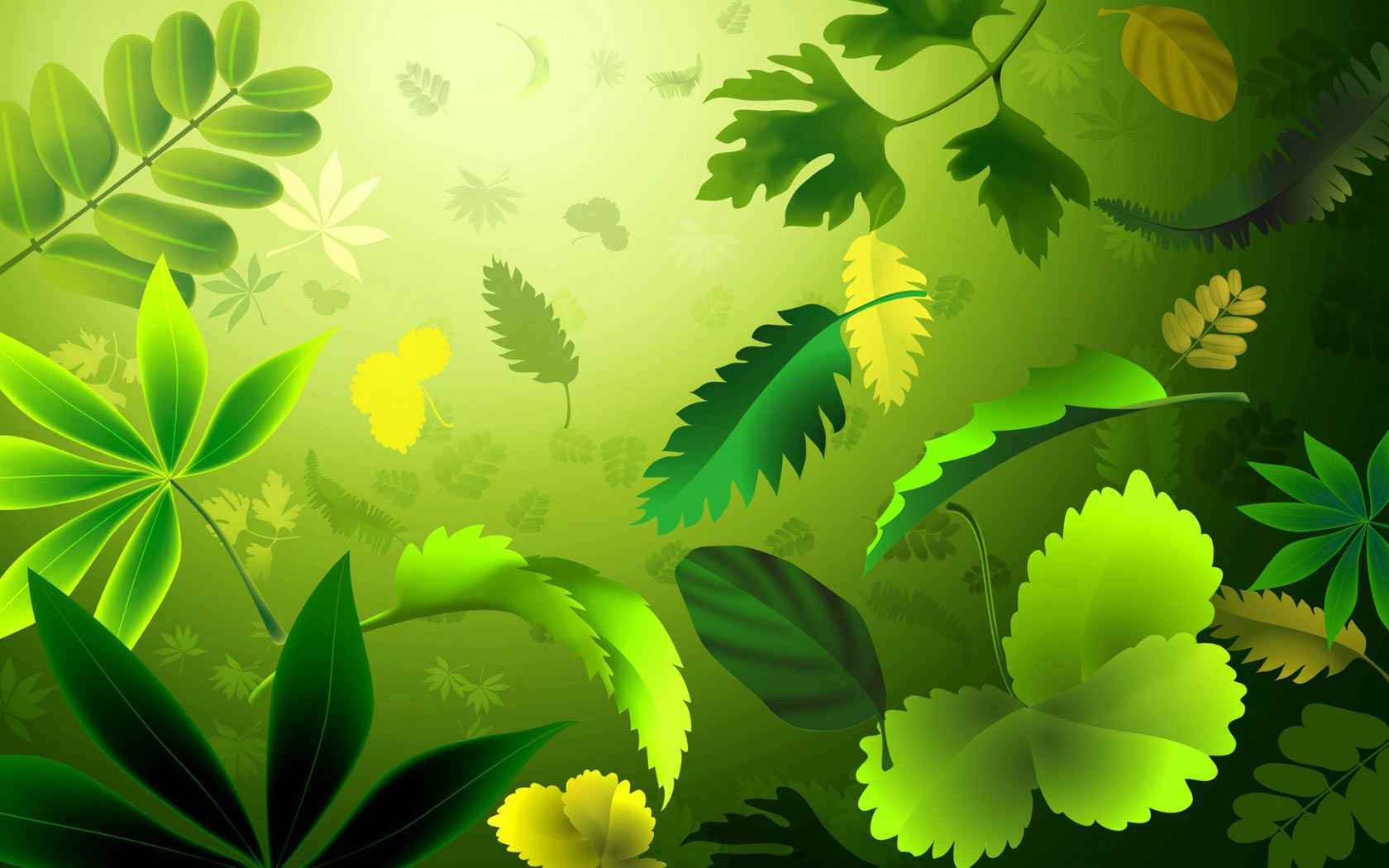 Wallpapers clipart graphic transparent stock Free Nature Clipart Background Desktop Wallpaper | Art | Green ... graphic transparent stock