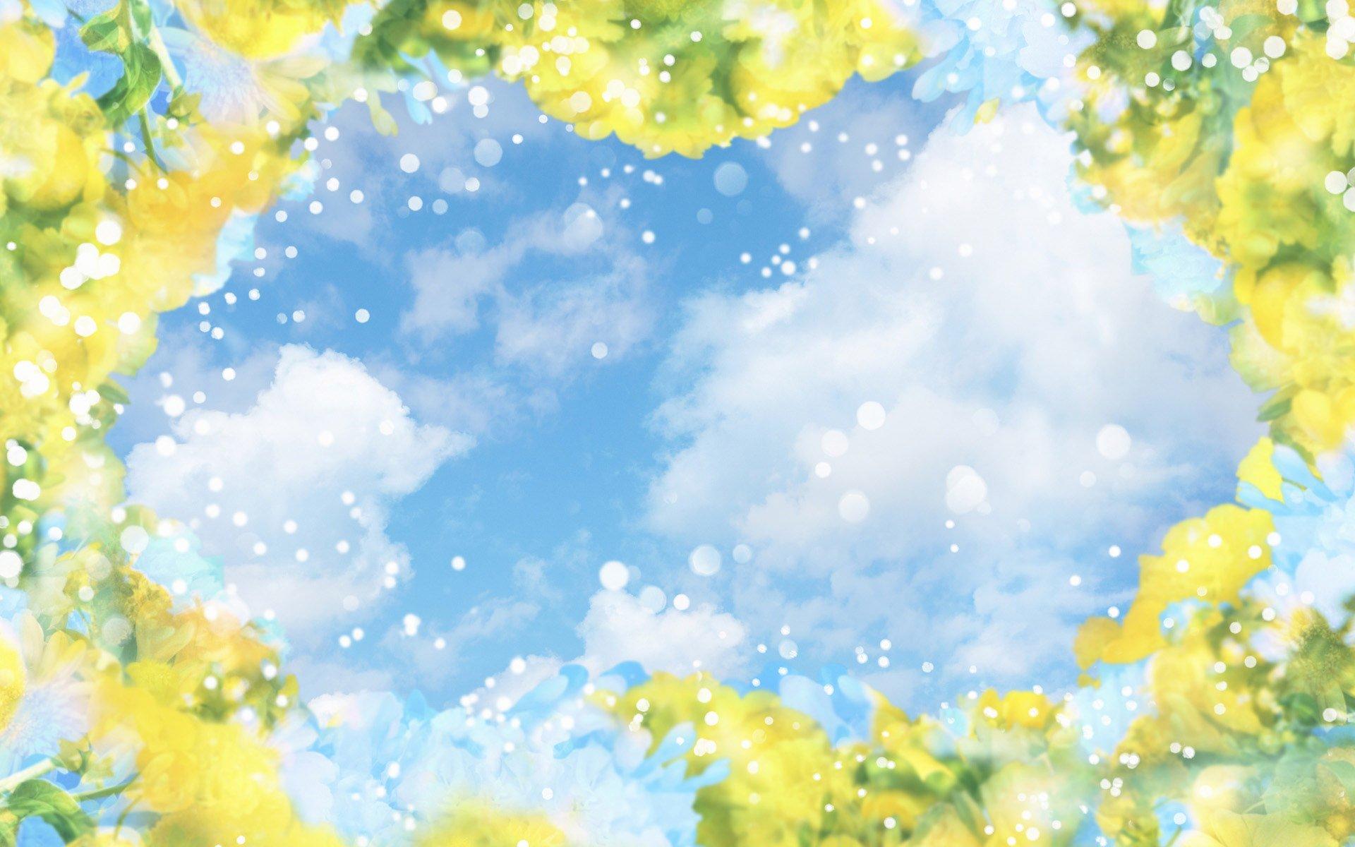 Background wallpaper flowers vector download Flowers Background Wallpaper vector download