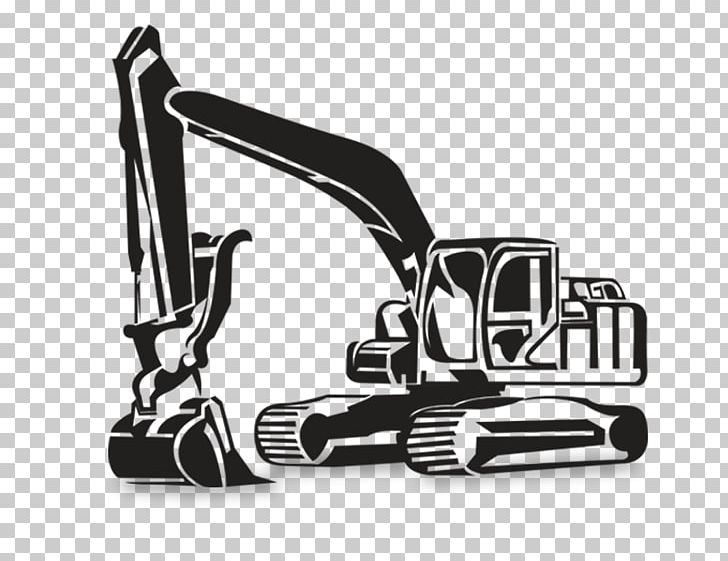 Backhoe clipart black and white graphic library download Excavator Backhoe Earthworks Machine PNG, Clipart, Angle, Backhoe ... graphic library download