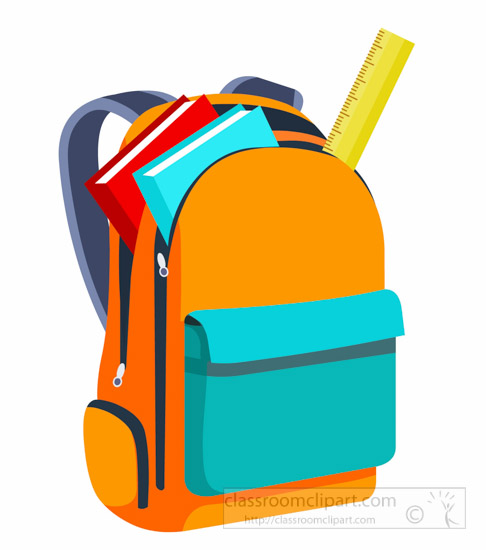 Backpack Clipart | Free download best Backpack Clipart on ClipArtMag.com banner royalty free