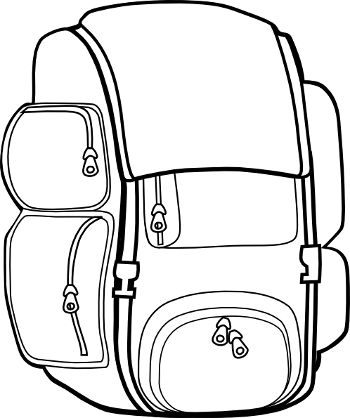 Free Backpack Clipart, Download Free Clip Art, Free Clip Art on ... graphic free download