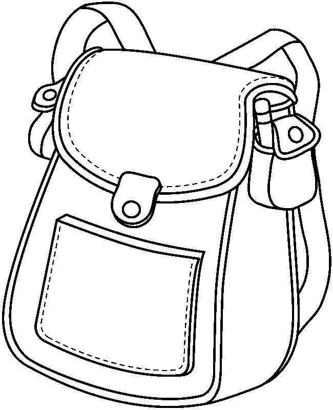 Backpackk black and white clipart banner black and white library Free Backpack Clipart Black And White, Download Free Clip Art, Free ... banner black and white library