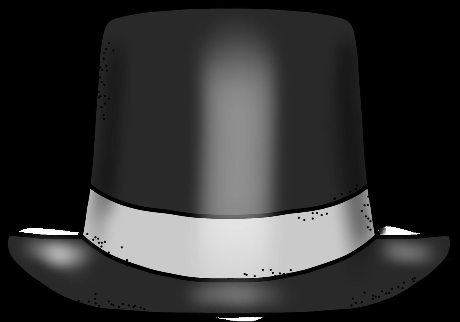 Backwards baseball cap clipart svg black and white library Top hat clipart black and white free clipart images image - Clipartix svg black and white library