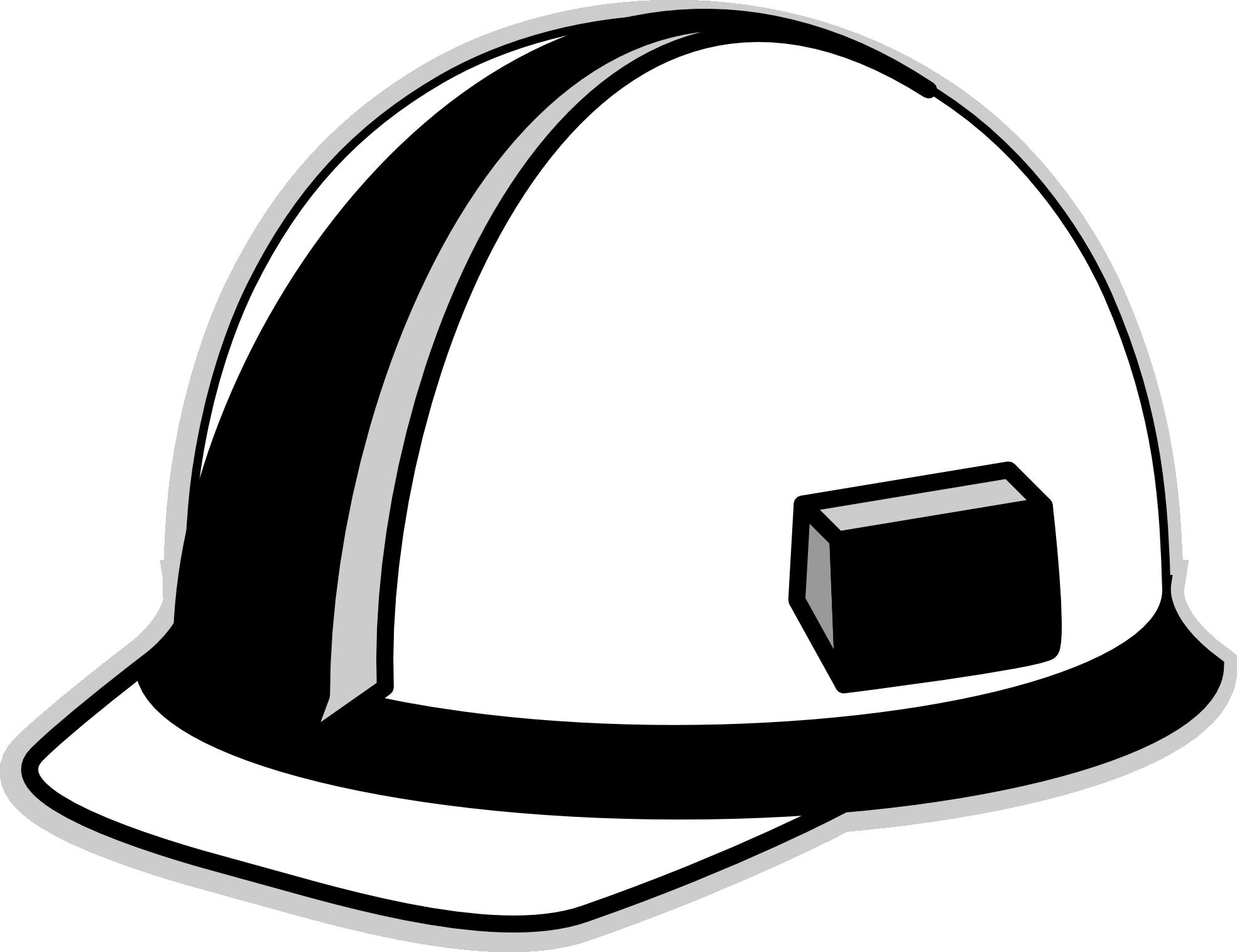 Backwards baseball cap clipart transparent download Hat Clipart Black And White transparent download