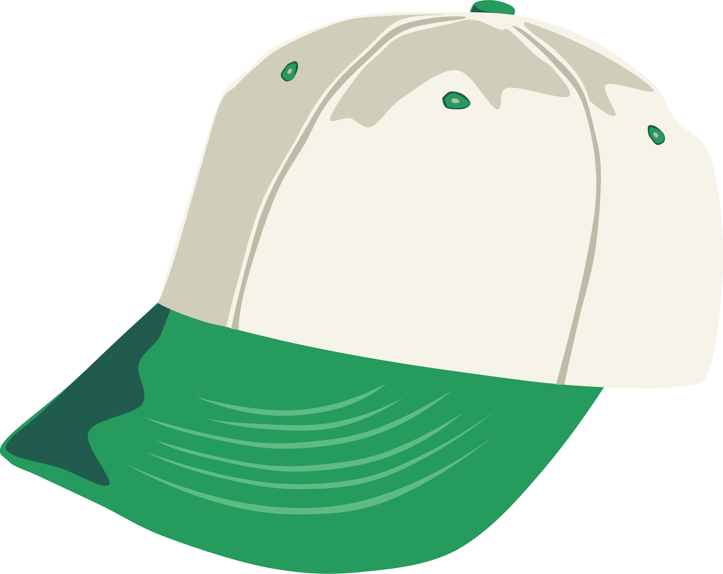Green baseball cap clipart graphic library stock CARTOON BASEBALL HAT (53+) graphic library stock