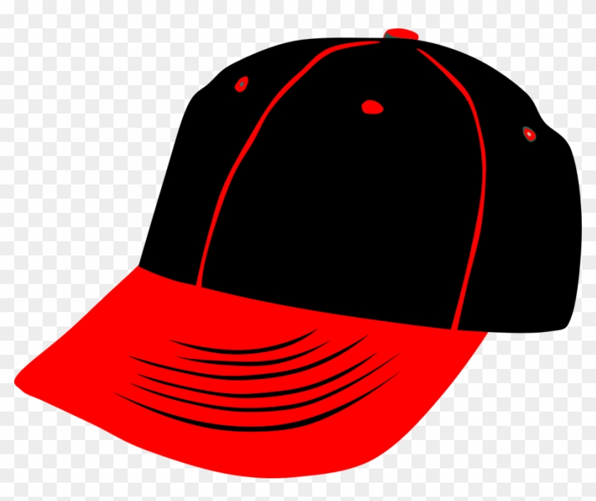 Backwards hat clipart library Cap Clipart Cap Baseball Hat Free Vector Graphic On - Baseball Hat ... library