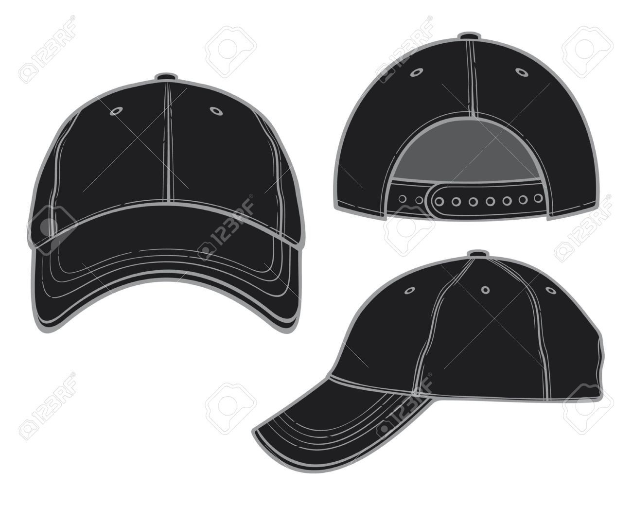 Backwards hat clipart clip transparent library Backwards baseball cap cap clipart backwards hat pencil and in color ... clip transparent library