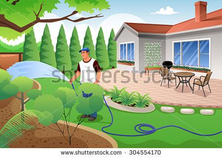Backyard clipart clip royalty free Backyard Clip Art Images Clipart Panda Free Clipart Images, Backyard ... clip royalty free