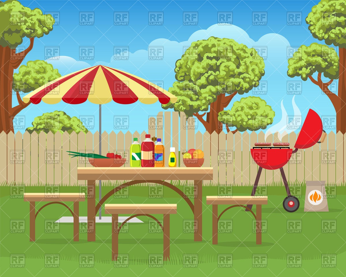 Backyard clipart image freeuse download Backyard clipart 5 » Clipart Portal image freeuse download