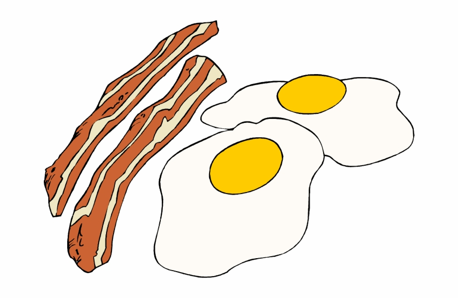 Bacon and eggs border clipart png free Bacon Day A Particularly Specific Gift-giving Occasion - Bacon And ... png free