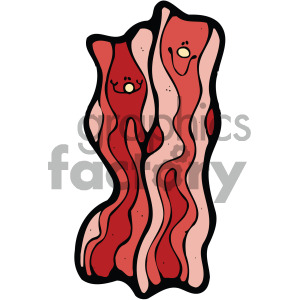 Bacon clipart cartoon download cartoon vector bacon clipart. Royalty-free GIF, JPG, PNG, EPS, SVG ... download