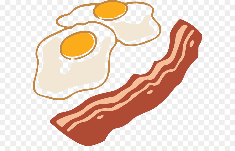 Bacon clipart transparent