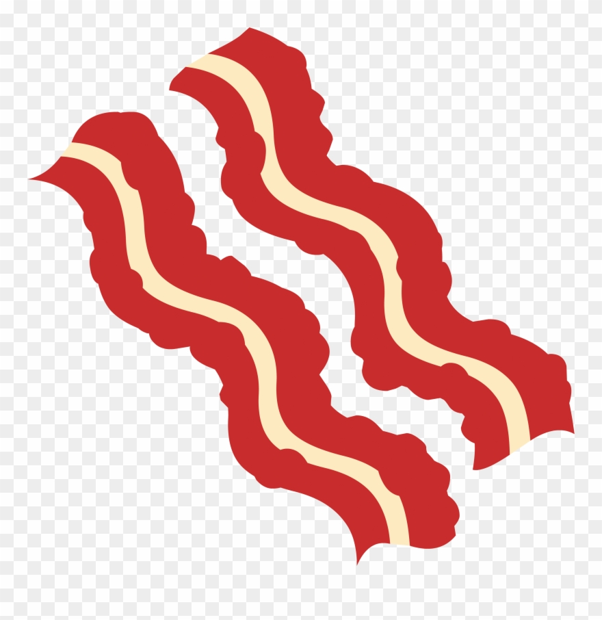 Bacon clipart transparent vector free stock Ponymaker Bacon - Bacon Clip Art - Png Download (#324991) - PinClipart vector free stock