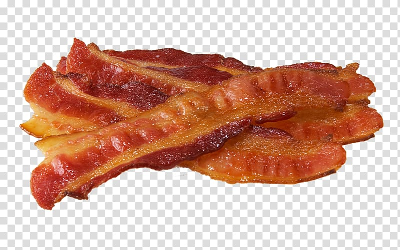 Bacon clipart transparent vector black and white download Bacon Fat Flavor Dog biscuit, Bacon transparent background PNG ... vector black and white download