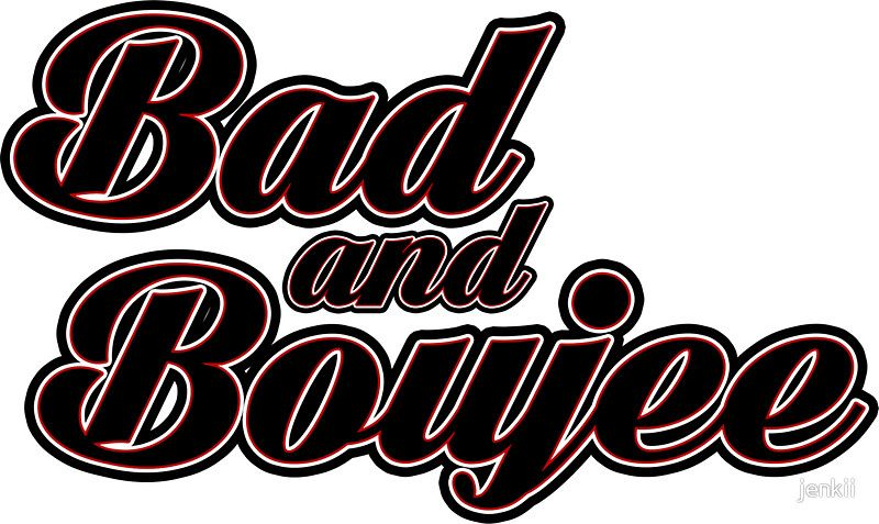 Bad and boujee clipart jpg freeuse Bad and Boujee by jenkii | stickers | Bad, boujee, Boujee, Stickers jpg freeuse