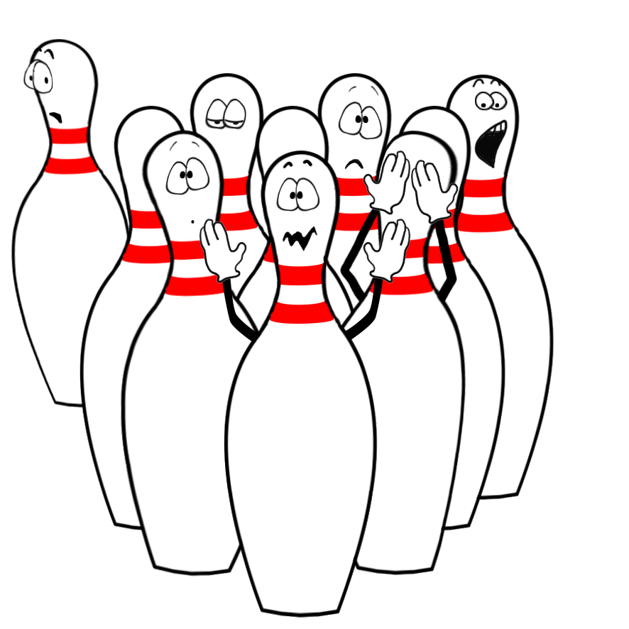 Bad bowling day clipart png stock Free Funny Bowling Cliparts, Download Free Clip Art, Free Clip Art ... png stock