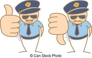 Bad cop clipart jpg free stock Bad cop Clip Art and Stock Illustrations. 100 Bad cop EPS ... jpg free stock