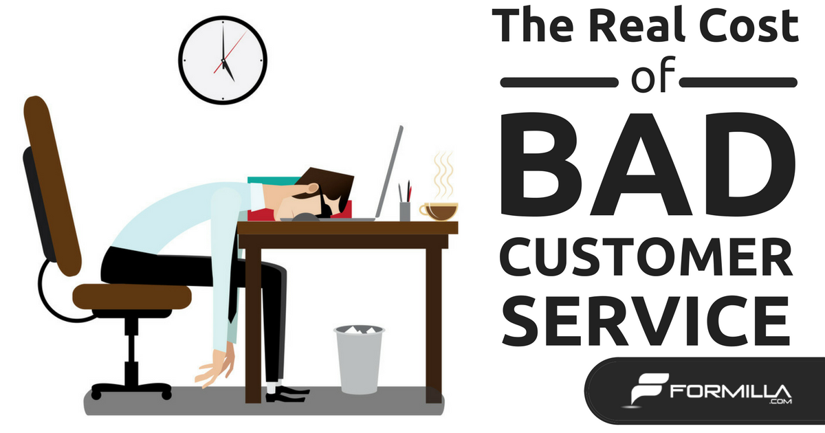 Bad customer service clipart transparent library The Real Cost of Bad Customer Service (And How to Avoid It ... transparent library