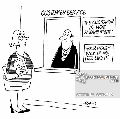 Bad customer service clipart clip black and white stock Bad Customer Service Cartoons and Comics - funny pictures from ... clip black and white stock