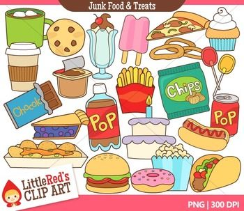 Unhealthy Foods For Kids PNG Transparent Unhealthy Foods For Kids ... clipart library download