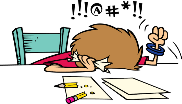 Bad grades clipart transparent library How to Get Bad Grades in College - Sarah R. - Medium transparent library