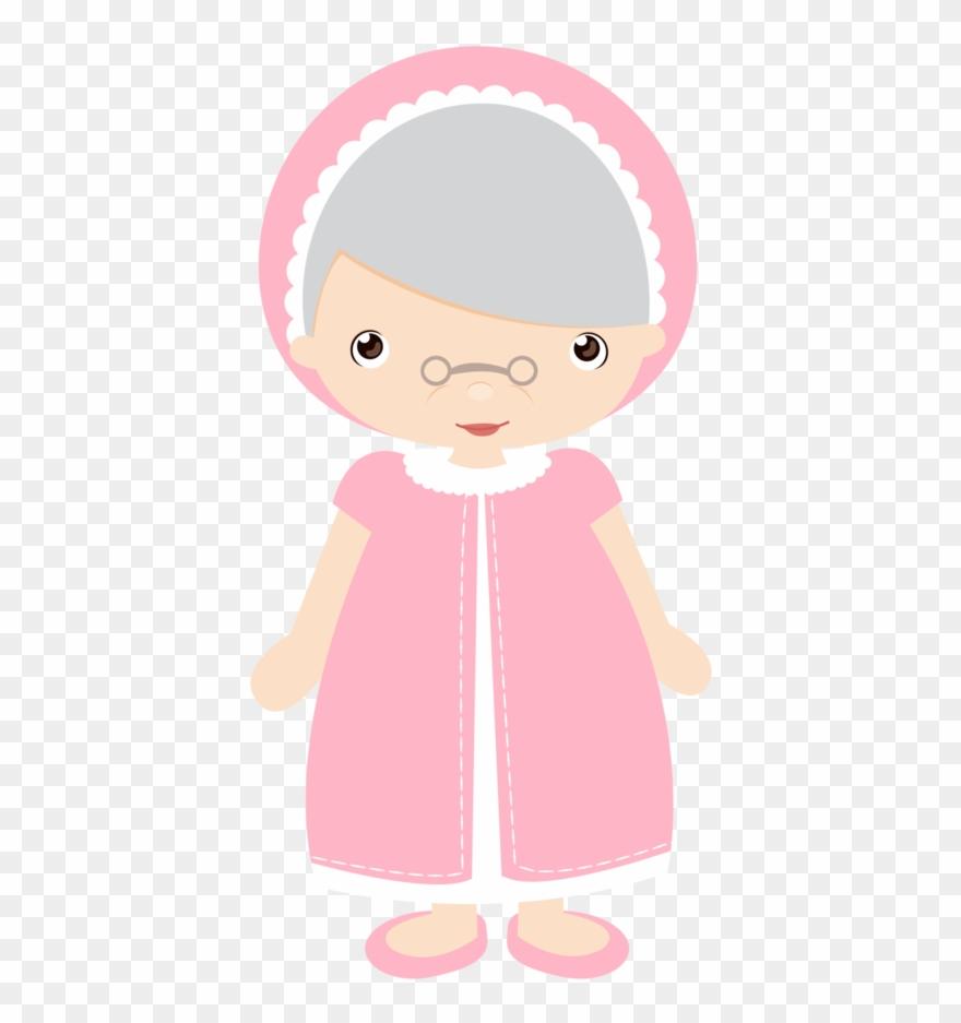 Bad grandma clipart clip freeuse library Chapeuzinho Vermelho Ii - Little Red Riding Hood Grandma Clipart ... clip freeuse library