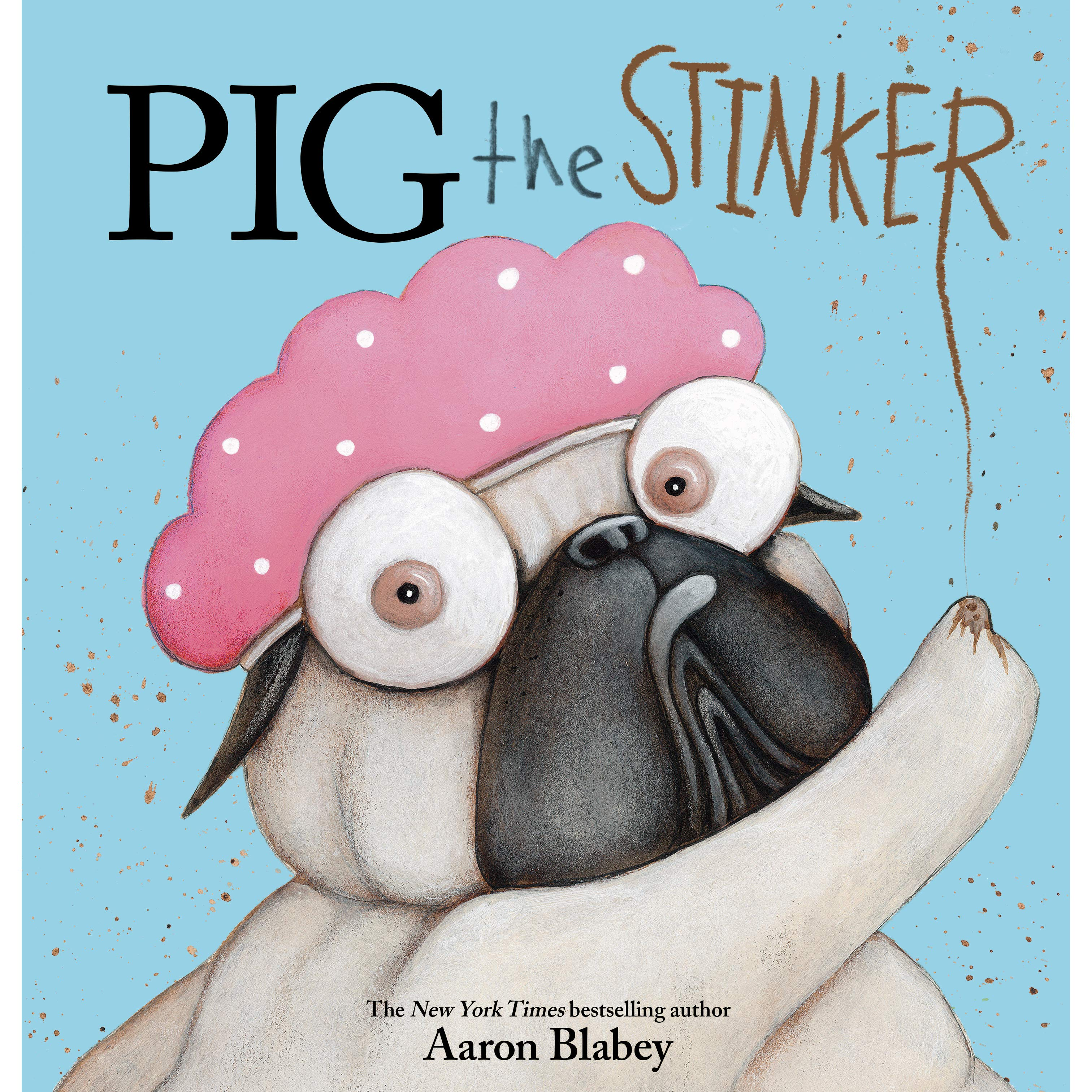 Bad guys by blabey clipart banner free library Pig the Stinker by Aaron Blabey banner free library