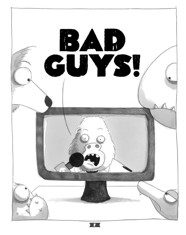 Bad guys by blabey clipart picture free library The Bad Guys in Mission Unpluckable (The Bad Guys #2) Book Review ... picture free library